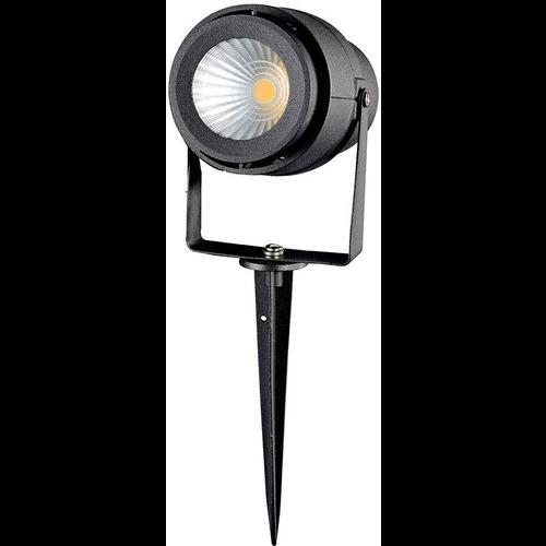 Beleuchtungonline.de LED Gartenstrahler 12W - IP65 - 720 Lumen - 3000K - Integrierte LED