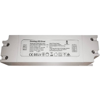 Beleuchtungonline.de LED Driver Dimbaar voor UGR<19 LED Panelen