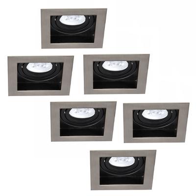 LED Einbaustrahler Philips Modesto - GU10 - Dimmbar