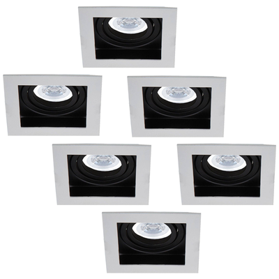 LED Einbaustrahler Philips Durham - GU10 - Dimmbar