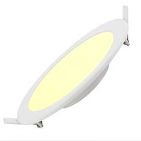 Beleuchtungonline.de LED Einbauleuchte 6W - 3000K - 420 Lumen - Ø115 mm