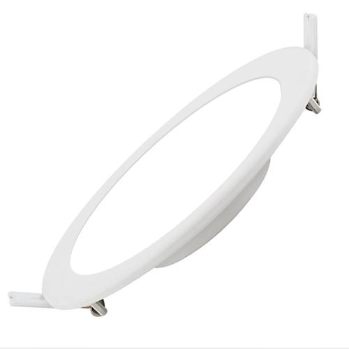 Beleuchtungonline.de LED Einbauleuchte 18W - 4000K - 1350 Lumen - Ø220 mm