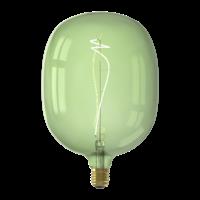 Calex Calex Avesta  Ø170 - E27 - 130 Lumen – Grün - Vintage Lampe