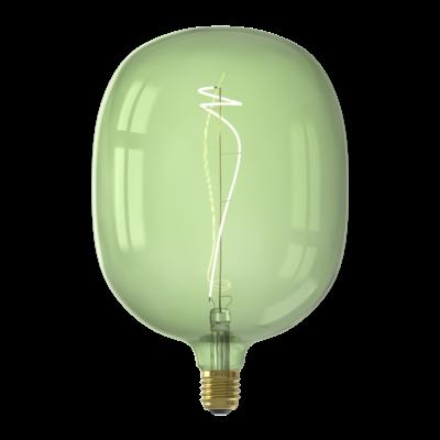 Calex Avesta  Ø170 - E27 - 130 Lumen – Grün - Vintage Lampe