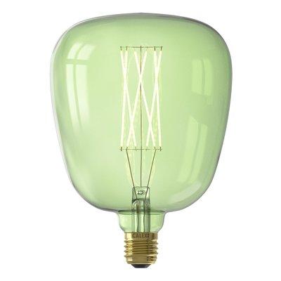 Calex Kiruna Ø140 - E27 - 200 Lumen – Grün - Vintage Lampe