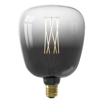 Calex Kiruna Ø140 - E27 - 150 Lumen – Schwarz - Vintage Lampe