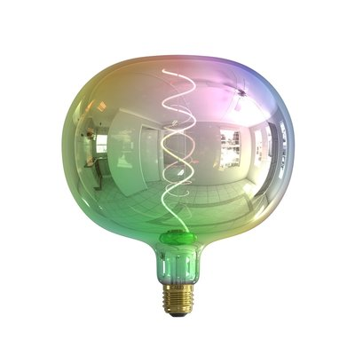Calex Boden Ø220 - E27 - 40 Lumen – Opal - Vintage Lampe
