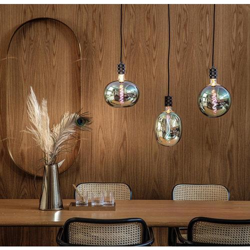 Calex Calex Boden Ø220 - E27 - 40 Lumen – Opal - Vintage Lampe