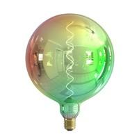 Calex Calex Kalmar Ø200 - E27 - 40 Lumen – Opal - Vintage Lampe