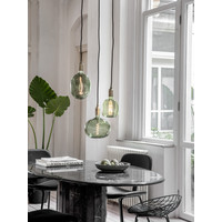 Calex Calex Nora G95 - Ø95 - E27 - 130 Lumen – Grün - Vintage Lampe