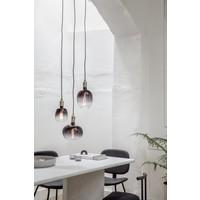 Calex Calex Nora G125 -  Ø125 - E27 - 130 Lumen – Schwarz - Vintage Lampe
