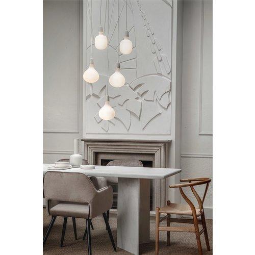 Calex Calex Kumla LED Lampe -  Ø160 - E27 - 550 Lumen - Vintage Lampe