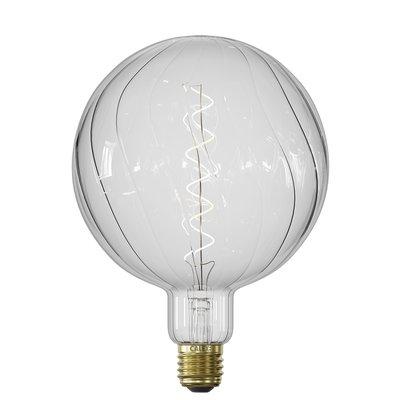 Calex Visby LED Lampe -  Ø125 - E27 - 265 Lumen - Vintage Lampe