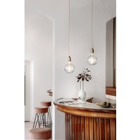 Calex Calex Visby LED Lampe -  Ø125 - E27 - 265 Lumen - Vintage Lampe