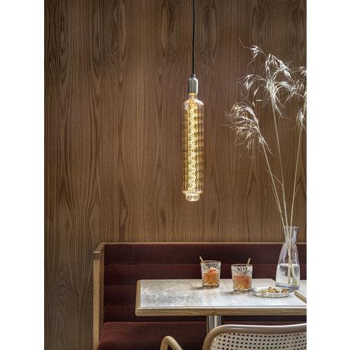 Calex Calex Lidingo Ø95 - E27 - 360 Lumen - Gold - Vintage Lampe