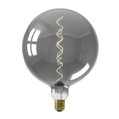 Calex Kalmar Ø200 - E27 - 80 Lumen – Titan - Vintage Lampe