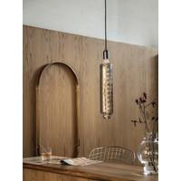 Calex Calex Lidingo Ø95 - E27 - 190 Lumen - Titan - Vintage Lampe