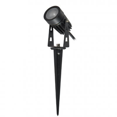 LED Gartenstrahler 5W - IP65 - 5000K - Integrierte LED