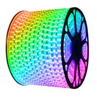 Beleuchtungonline.de RGB LED Strip 50M - IP65 - 60 LEDs - Plug & Play