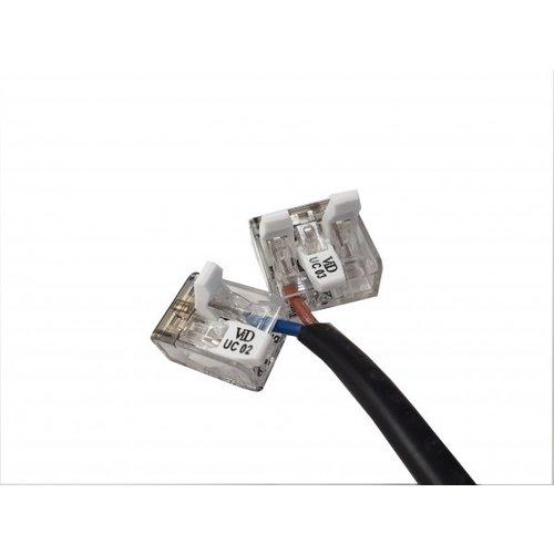 VID Schweißklemme / Verbindungsklemme - 5-fach - 5x4mm²