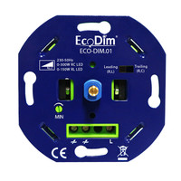 EcoDim LED-Dimmer 0-300 Watt - Universal