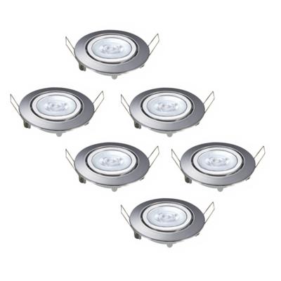LED Einbaustrahler Philips - Jose - GU10 - Dimmbar