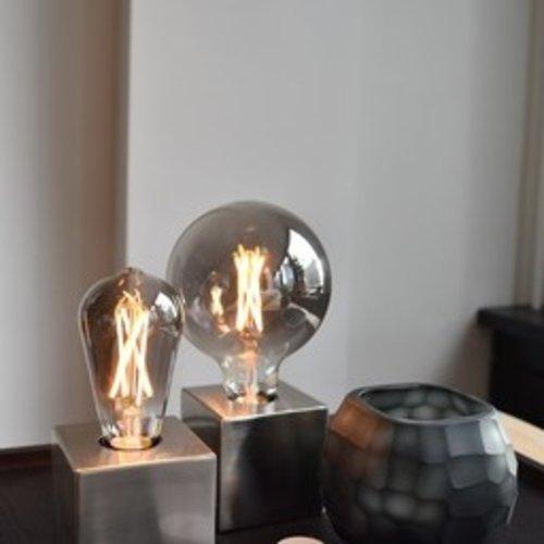 Calex Calex Smart Lampe Titanium - E27 - 7W - 400Lumen – 1800K - 3000K