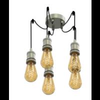 Calex Calex Kabel - 25M - Schwarz - Vintage Lampe