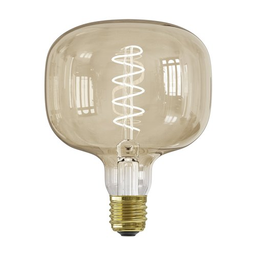 Calex Calex Rundo Amber LED Lampe - E27 - 200 Lm - Vintage Lampe