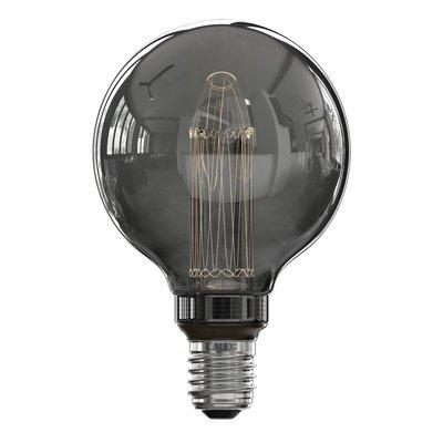 Calex Globe LED Lampe G95 - E27 - 40 Lm - Titan - Vintage Lampe