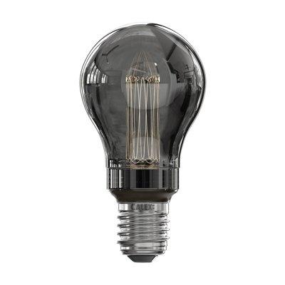 Calex Standard LED Lampe - E27 - 40 Lm - Titan - Vintage Lampe