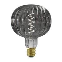 Calex Calex Metz Smokey Led G125 Pulse range 220-240 70Lm 4W  2200K E27 dimmable - Vintage Lampe