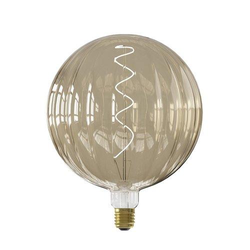 Calex Calex Dijon Amber Led Pulse G200 220-240V 4W 200lm 2000K E27 dimmable - Vintage Lampe