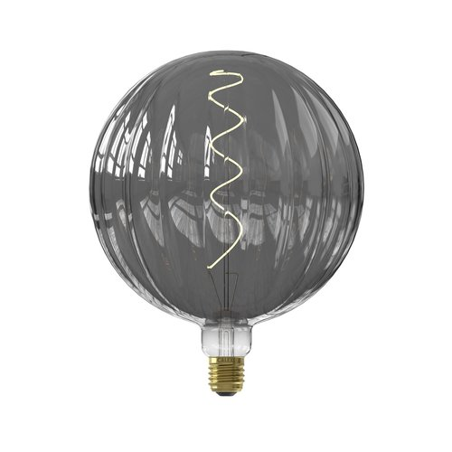 Calex Calex Dijon Smokey Led Pulse 220-240V 4W 70lm 2200K E27 dimmable - Vintage Lampe