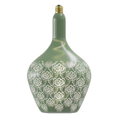 Calex Versailles Vert Led Baroque 220-240V 5W 50lm 1800K E27 dimmable - Vintage Lampe