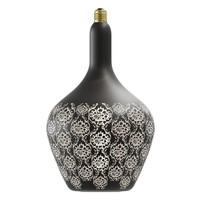 Calex Calex Versailles Noir Led Baroque 220-240V 5W 30lm 1800K E27 dimmable - Vintage Lampe