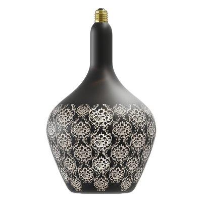 Calex Versailles Noir Led Baroque 220-240V 5W 30lm 1800K E27 dimmable - Vintage Lampe