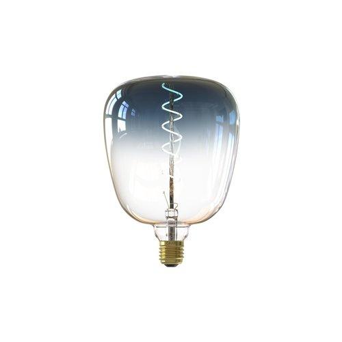 Calex Calex Kiruna Bleu Gradient Led Colors 5W - Vintage Lampe