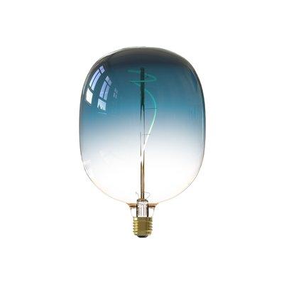 Calex Avesta Bleu Gradient Led Colors 5W - Vintage Lampe