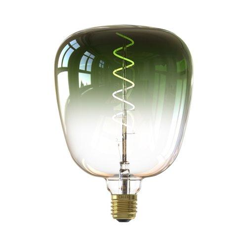 Calex Calex Kiruna Vert Gradient Led Colors 5W - Vintage Lampe
