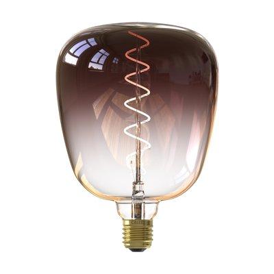 Calex Kiruna Marron Gradient Led Colors 5W - Vintage Lampe