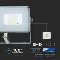 V-TAC Samsung LED Fluter 10W - 800lm  - 6400K