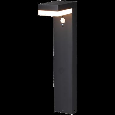 Design Solar LED-Leuchte mit Bewegungsmelder