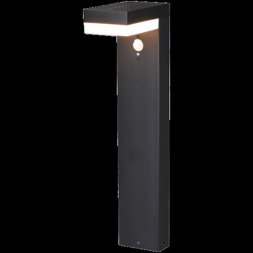 Beleuchtungonline.de Design Solar LED-Leuchte mit Bewegungsmelder