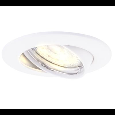 Philips LED Einbaustrahler Weiß - Dimmbar - 5W - Warmweiß