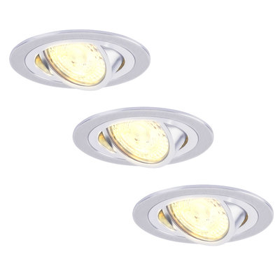 LED Einbaustrahler Philips - Boston - GU10 - Dimmbar