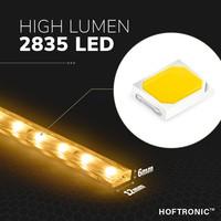 Beleuchtungonline.de LED Strip 2M - Warm 3000K - Plug & Play - IP65 - Dimmbar
