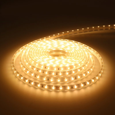 LED Strip 10M - Warm 3000K - Plug & Play - IP65 - Dimmbar