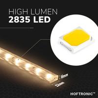 Beleuchtungonline.de LED Strip 50M - Neutral 4000K - Plug & Play - IP65 - Dimmbar