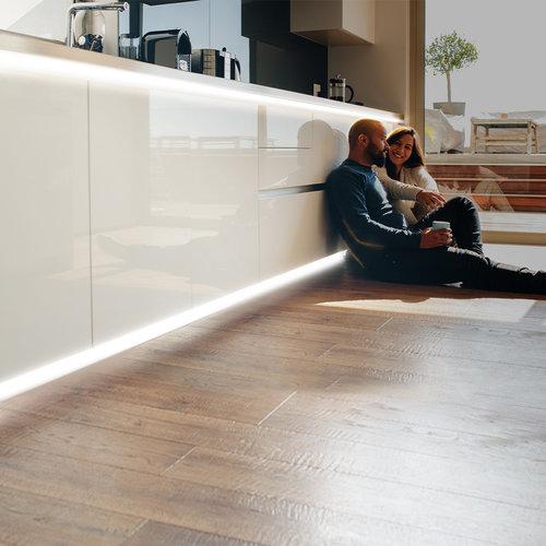 Beleuchtungonline.de LED Strip 25M - Cool 6000K - Plug & Play - IP65 - Dimmbar